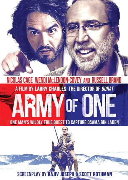 Army of One (2016) - Movie Poster