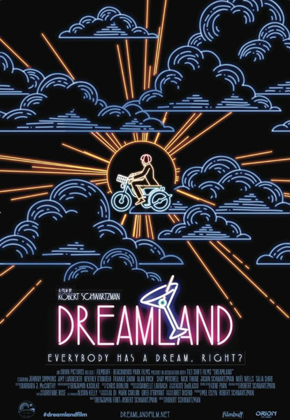 Dreamland (2016) - Movie Poster
