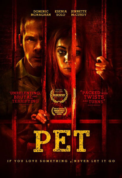 Pet (2016) - Movie Poster
