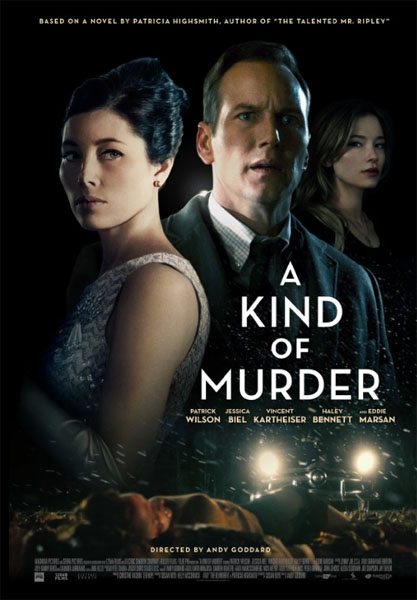 A Kind of Murder (2016) - Movie Poster