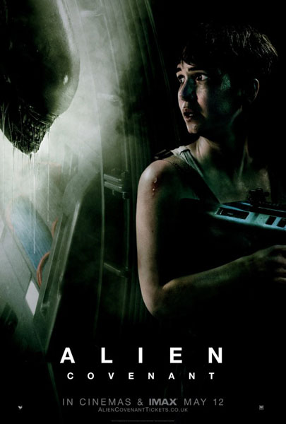 Alien: Covenant (2017) - Movie Poster