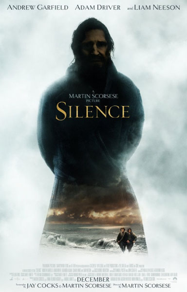 Silence (2016) - Movie Poster