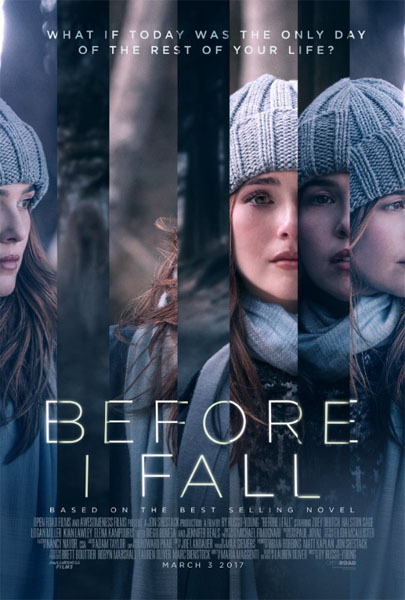 Before I Fall (2017) - Movie Poster