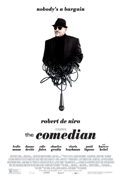 The Comedian (2016) - Movie Poster
