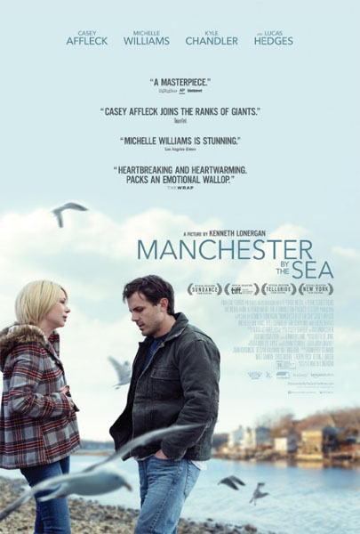 Manchester by the Sea (2016) - Movie Poster