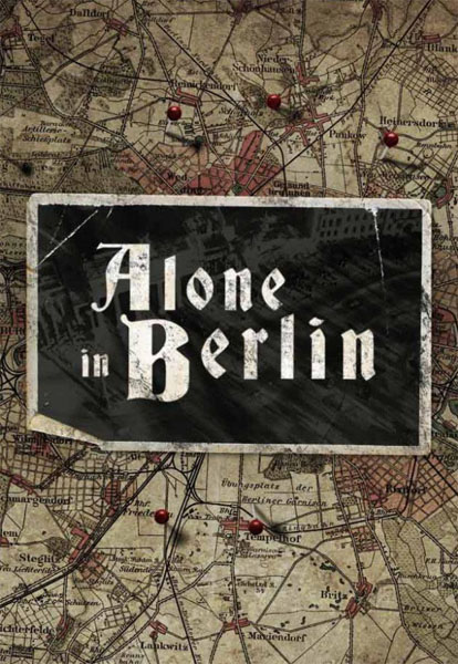 Alone in Berlin (2016) - Movie Poster