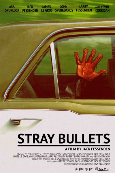 Stray Bullets (2016) - Movie Poster