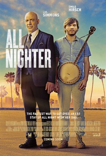 All Nighter (2017) - Movie Poster