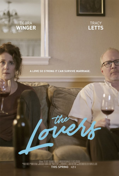 The Lovers (2017) - Movie Poster