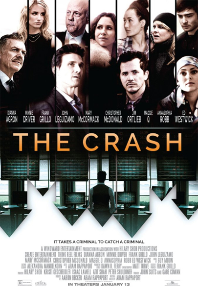 The Crash (2017) - Movie Poster