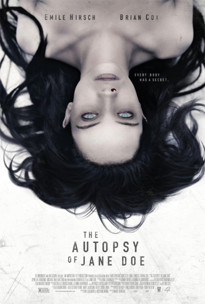 The Autopsy of Jane Doe (2016) - Movie Poster