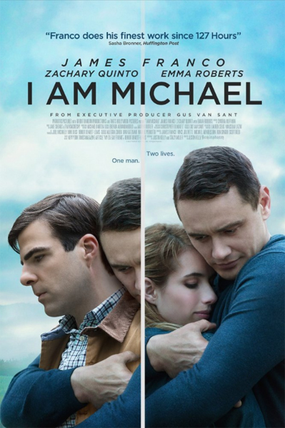I Am Michael (2015) - Movie Poster