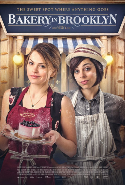 Bakery in Brooklyn (2016) - Movie Poster