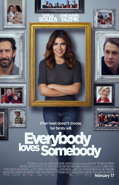 Everybody Loves Somebody (2017) - Movie Poster