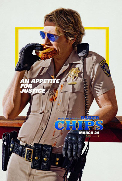 CHiPs (2017) - Movie Poster