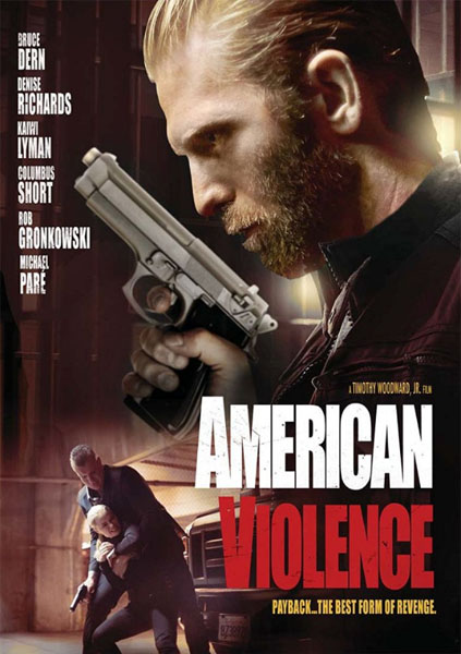 American Violence (2017) - Movie Poster