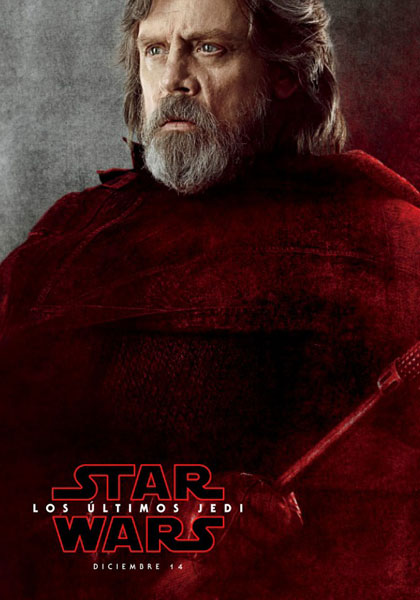 Star Wars: The Last Jedi (2017) - Movie Poster