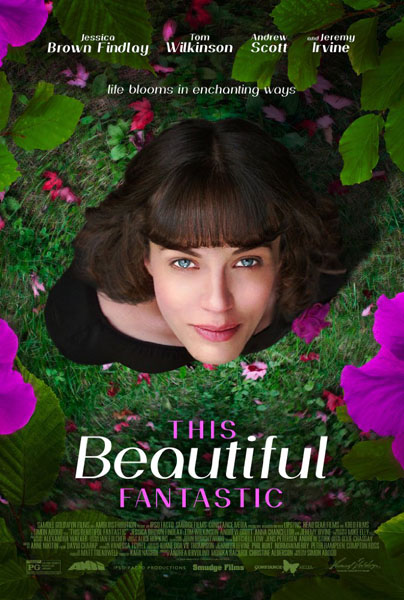 This Beautiful Fantastic (2016) - Movie Poster