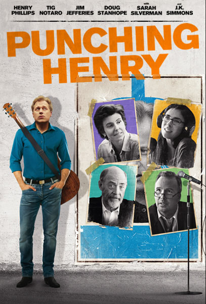 Punching Henry (2016) - Movie Poster
