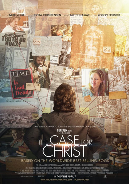 The Case for Christ (2017) - Movie Poster