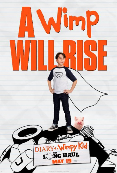 Diary of a Wimpy Kid: The Long Haul (2017) - Movie Poster