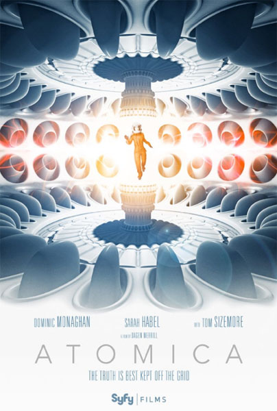 Atomica (2017) - Movie Poster