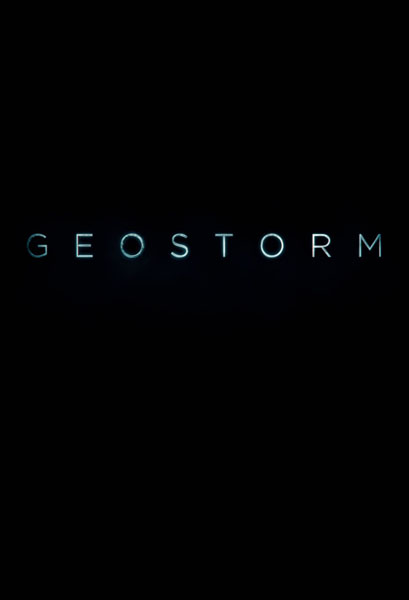 Geostorm (2017) - Movie Poster