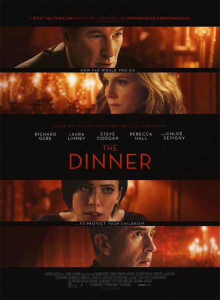 The Dinner (2017) - Movie Poster