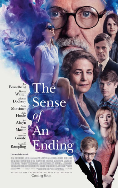 The Sense of an Ending (2017) - Movie Poster