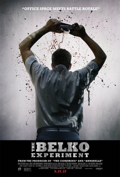 The Belko Experiment (2016) - Movie Poster