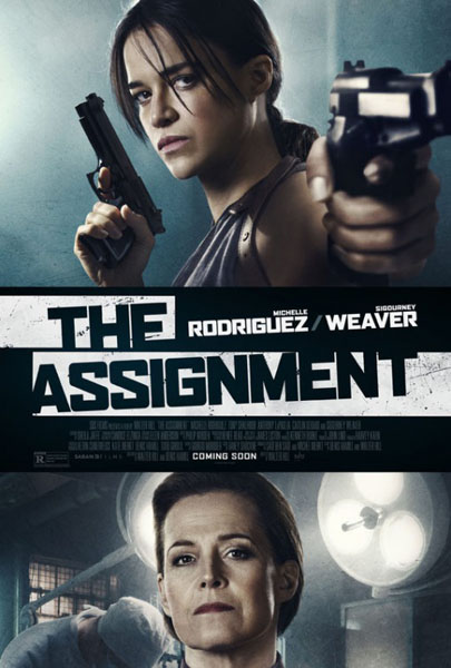 The Assignment (2016) - Movie Poster