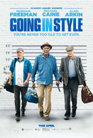 Going in Style (2017) - Movie Poster
