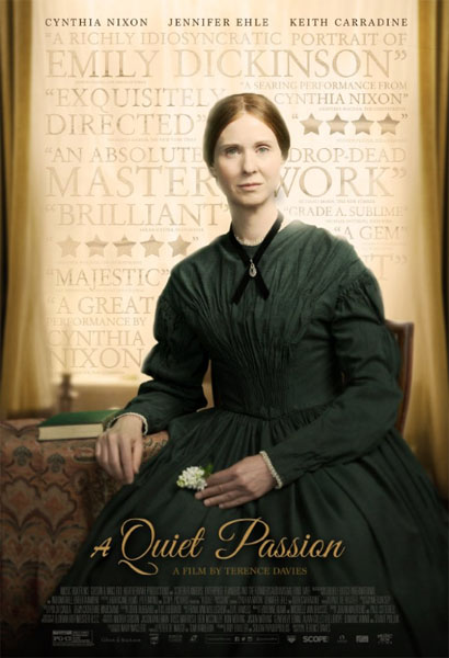 A Quiet Passion (2016) - Movie Poster