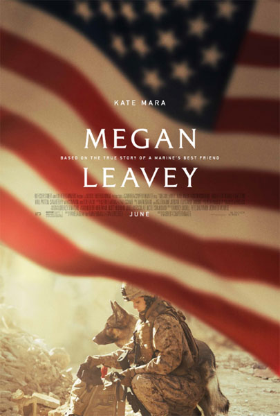 Megan Leavey (2017) - Movie Poster
