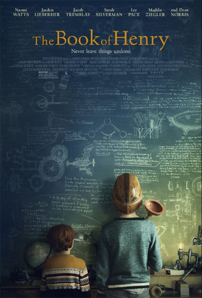 The Book of Henry (2017) - Movie Poster