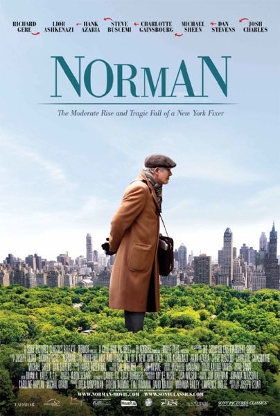 Norman (2016) - Movie Poster