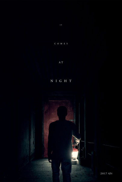It Comes at Night (2017) - Movie Poster