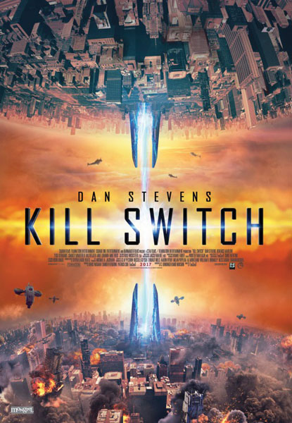 Kill Switch (2017) - Movie Poster