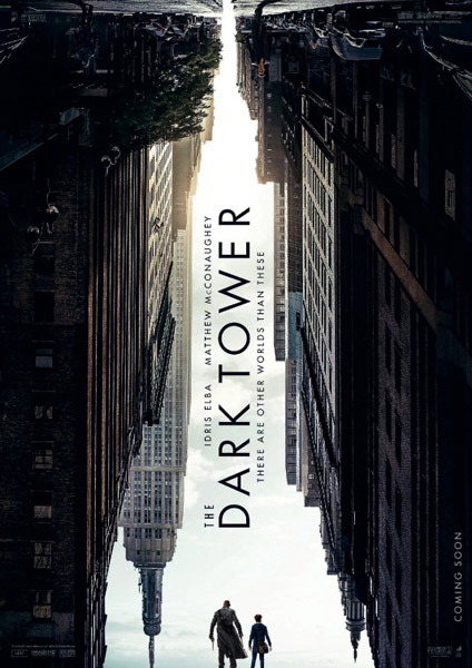 The Dark Tower (2017) - Movie Poster