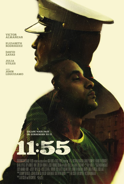 11:55 (2016) - Movie Poster