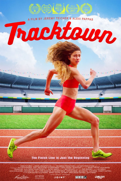 Tracktown (2016) - Movie Poster