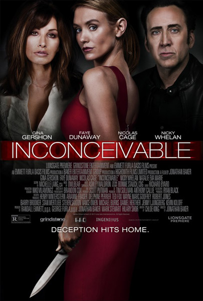 Inconceivable (2017) - Movie Poster