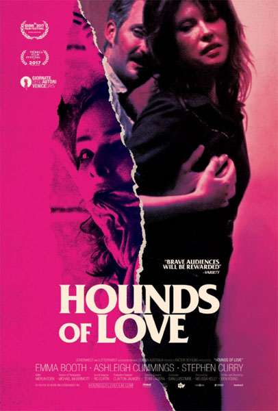 Hounds of Love (2016) - Movie Poster