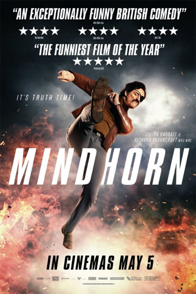 Mindhorn (2016) - Movie Poster
