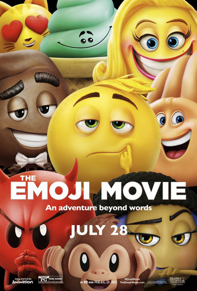 Emoji Movie, The (2017) - Movie Poster