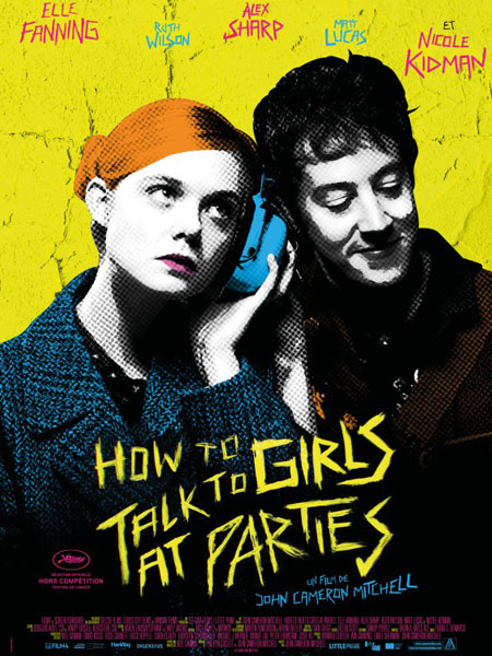 How to Talk to Girls at Parties (2017) - Movie Poster