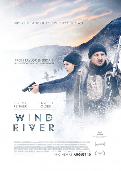 Wind River (2017) - Movie Poster