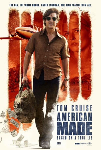American Made (2017) - Movie Poster