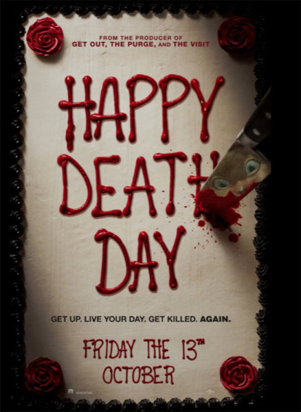 Happy Death Day (2017) - Movie Poster