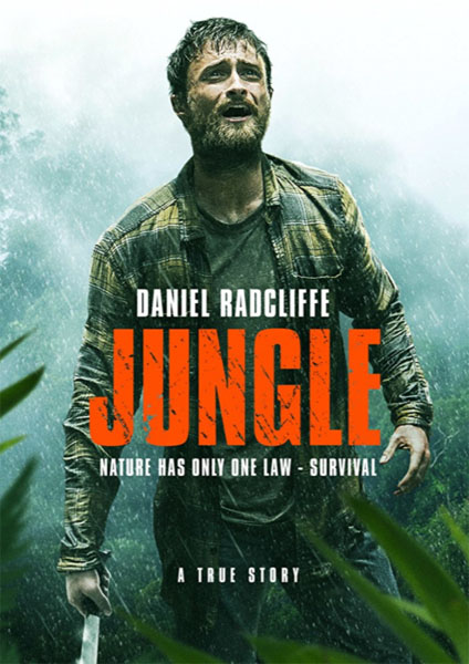 Jungle (2017) - Movie Poster
